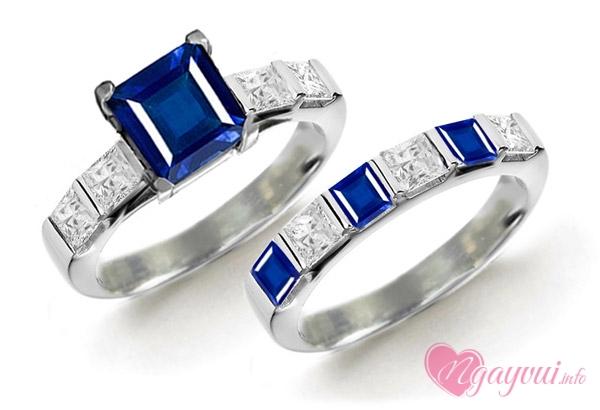 Nhẫn cưới thuộc thổ