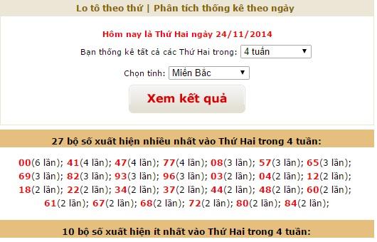 xsmb-thu-2-thong-ke-ket-qua-xsmb-thu-2-ngay-24112014